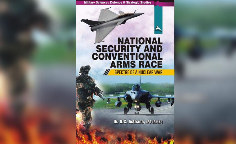 India can't defeat Pakistan militarily- Asthana book