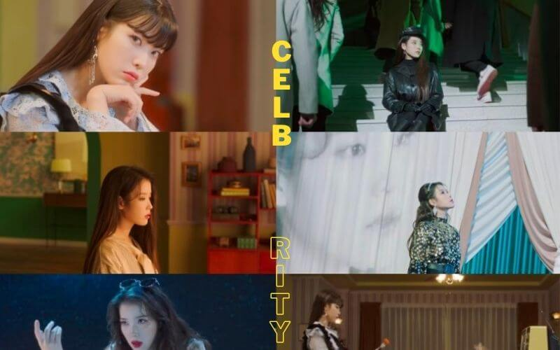 """IU Drops Her """"Celebrity"""" Song MV teaser"""