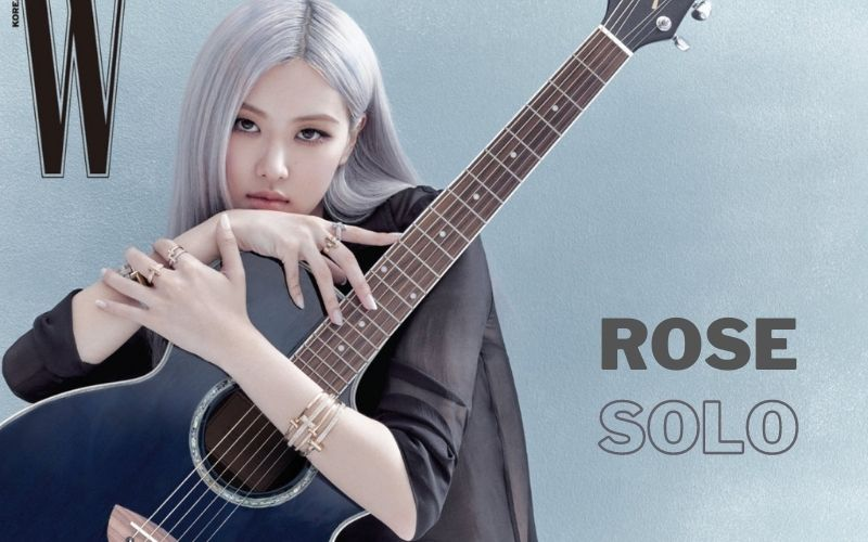 BLACKPINK's Rosé's Solo Here's Everything To Know , BLACKPINK's Rosé's Solo stage