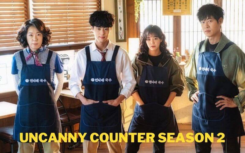 """""""The Uncanny Counter"""" Confirm For 2nd Season"""
