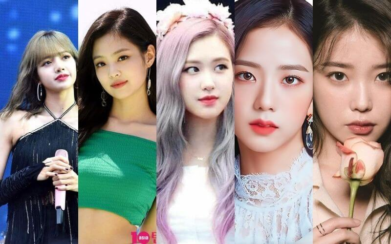 Top 10 K-Pop Idol Earn Most Money From InstagramSuch As BLACKPINK, EXO, G-DRAGON And IU