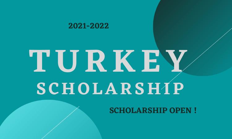 Turkiye Burslari Scholarship Application Form 2021