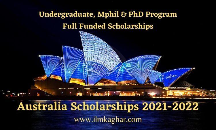 Australia Scholarship | Australia Awards Scholarship 2021-2022
