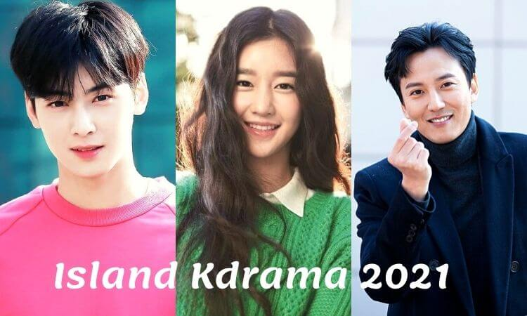 Island Kdrama Release Date & Cast Name With Full Details
