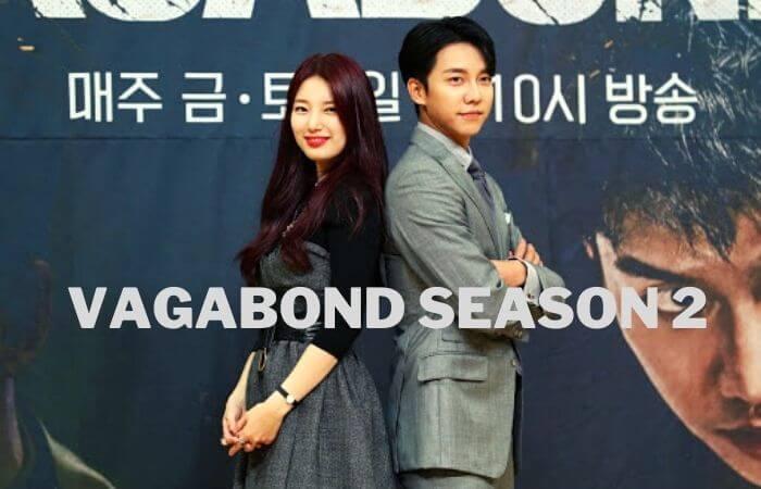 Vagabond Season 2 Coming Soon With Lee Seung Gi and Suzy