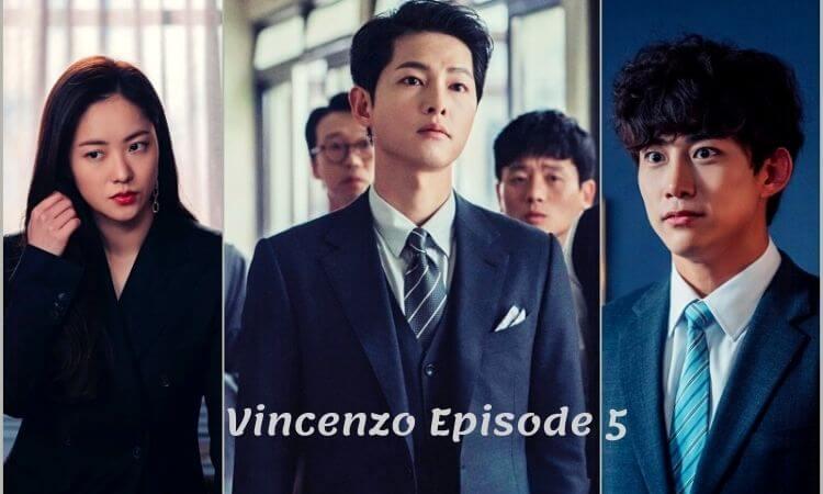 Vincenzo Kdrama Episode 5 English Subtitles