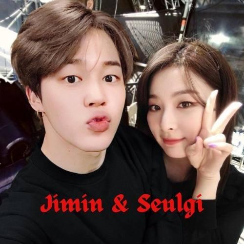 Relationship Between Jimin and Seulgi